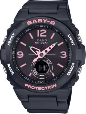 Casio BABY-G BGA-260SC-1ADR Kol Saati