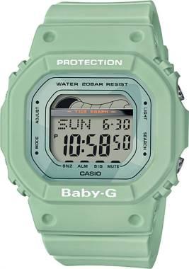 BABY-G G-LIDE BLX-560-3DR Kol Saati