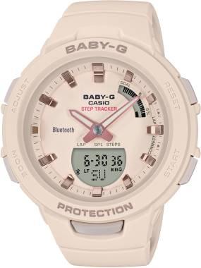 BABY-G G-SQUAD BSA-B100-4A1DR Kol Saati