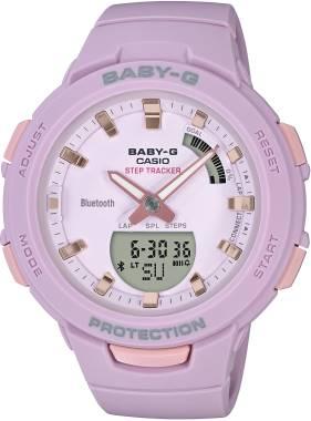 BABY-G G-SQUAD BSA-B100-4A2DR Kol Saati