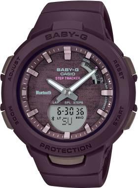 BABY-G G-SQUAD BSA-B100AC-5ADR Kol Saati