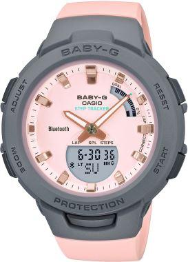 BABY-G G-SQUAD BSA-B100MC-4ADR Kol Saati