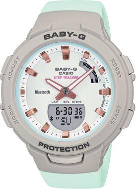 BABY-G G-SQUAD BSA-B100MC-8ADR Kol Saati