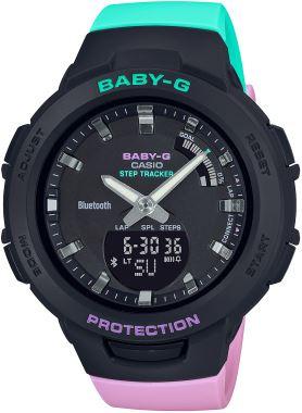 BABY-G G-SQUAD BSA-B100MT-1ADR Kol Saati
