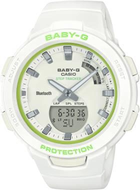 BABY-G G-SQUAD BSA-B100SC-7ADR Kol Saati