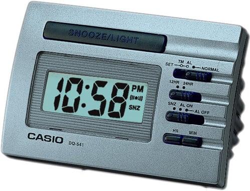 CLOCK MASA SAATİ DQ-541D-8RDF Masa Saati