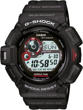 G-SHOCK MASTER OF G G-9300-1DR Kol Saati