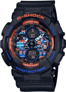 Casio G-SHOCK GA-140CT-1ADR Kol Saati