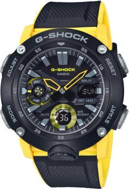 G-SHOCK CARBON GA-2000-1A9DR Kol Saati