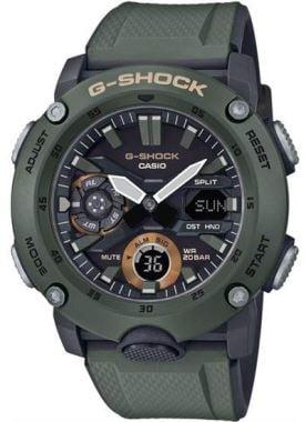 G-SHOCK CARBON GA-2000-3ADR Kol Saati