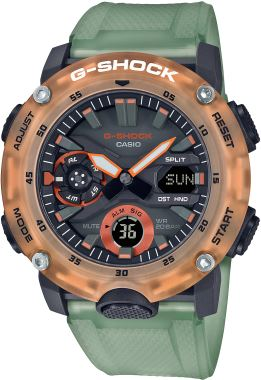 G-SHOCK CARBON GA-2000HC-3ADR Kol Saati