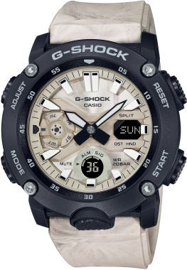 G-SHOCK CARBON GA-2000WM-1ADR Kol Saati