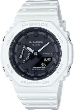 G-SHOCK CARBON GA-2100-7ADR Kol Saati