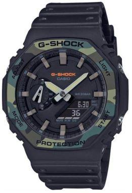 G-SHOCK CARBON GA-2100SU-1ADR Kol Saati