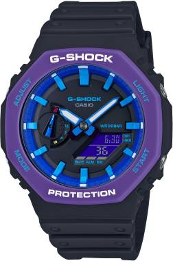 G-SHOCK CARBON GA-2100THS-1ADR Kol Saati