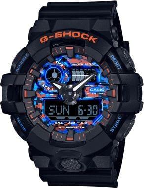 Casio G-SHOCK GA-700CT-1ADR Kol Saati