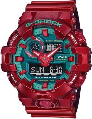 Casio G-SHOCK GA-700DBR-4ADR Kol Saati