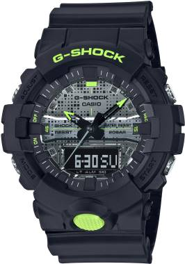 Casio G-SHOCK GA-800DC-1ADR Kol Saati
