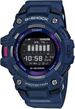 G-SHOCK G-SQUAD GBD-100-2DR Kol Saati
