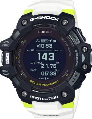 G-SHOCK G-SQUAD GBD-H1000-1A7DR Kol Saati