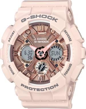G-SHOCK UNISEX G-SHOCK GMA-S120MF-4ADR Kol Saati