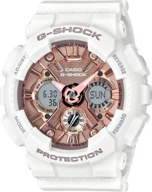 G-SHOCK UNISEX G-SHOCK GMA-S120MF-7A2DR Kol Saati
