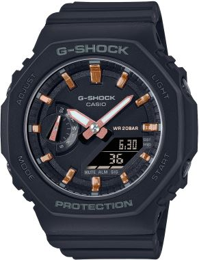 G-SHOCK UNISEX G-SHOCK GMA-S2100-1ADR Kol Saati