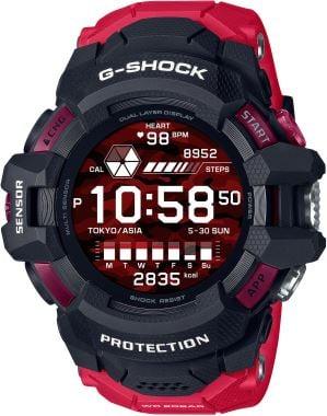 G-SHOCK G-SQUAD GSW-H1000-1A4DR Kol Saati