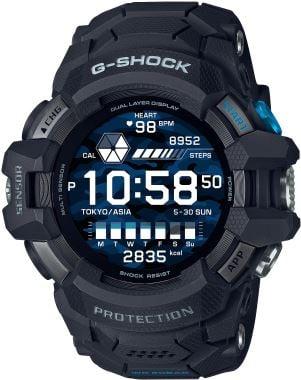 G-SHOCK G-SQUAD GSW-H1000-1DR Kol Saati