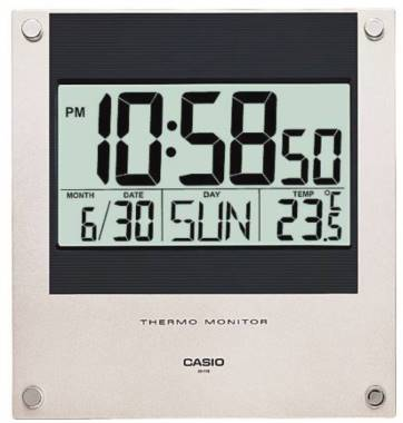 CLOCK DUVAR SAATİ ID-11S-2DF Duvar Saati