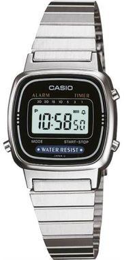 Casio RETRO LA670WA-1DF Kol Saati