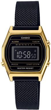 Casio RETRO LA690WEMB-1BDF Kol Saati