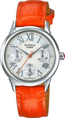 Casio SHEEN SHE-3049L-7AUDR Kol Saati