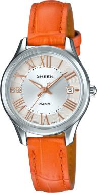 Casio SHEEN SHE-4050L-7AUDR Kol Saati