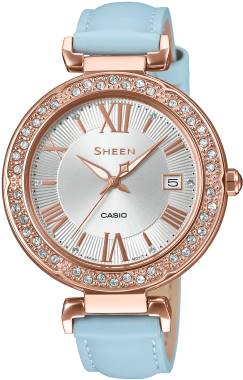 Casio SHEEN SHE-4057PGL-7BUDF Kol Saati