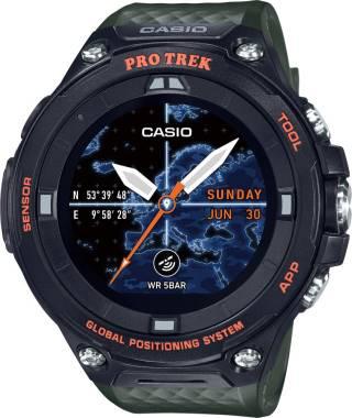 PRO-TREK SMART WATCH WSD-F20A-GNBAD Kol Saati